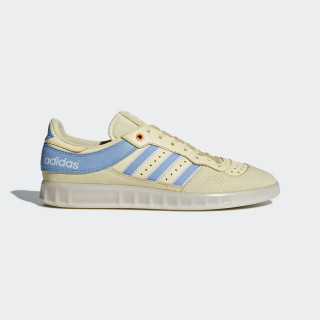 Tenis HANDBALL TOP OYSTER EASY YELLOW/ASH BLUE S18/CHALK WHITE AP9847