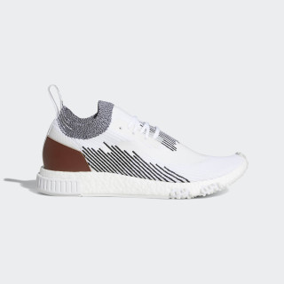 Zapatillas NMD_RACER FTWR WHITE/CORE BLACK/ST REDWOOD AC8233