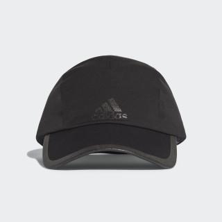Climaproof Running Cap Black/Black/Black Reflective CF9611