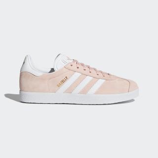Chaussure Gazelle Vapor Pink/White/Gold Metallic BB5472