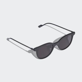 AOK003 Sunglasses Black / Black / Black CK4085