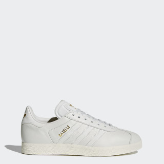 Tenis Gazelle CRYSTAL WHITE S16/CRYSTAL WHITE S16/GOLD MET. BY9354