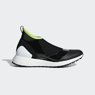Sapatos Ultraboost X All Terrain Core Black / Ftwr White / Solar Slime AC7567