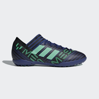 Zapatos de Fútbol Nemeziz Messi Tango 17.3 Césped Artificial UNITY INK F16/HI-RES GREEN S18/CORE BLACK CP9201
