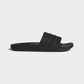 Sandale adilette Cloudfoam Plus Mono Core Black / Core Black / Core Black S82137