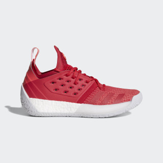 Harden Vol. 2 Bold Red / Shock Red / Light Solid Grey BC1015