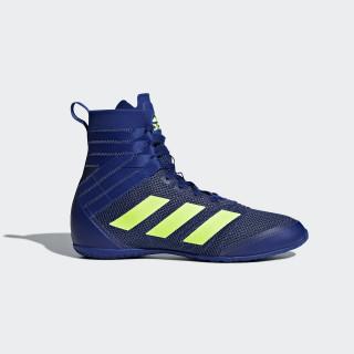 Speedex 18 Boksschoenen Dark Blue / Shock Yellow / Mystery Ink AC7154