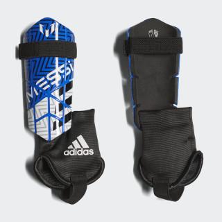 Messi 10 Shin Guards Football Blue / White / Black CW5578
