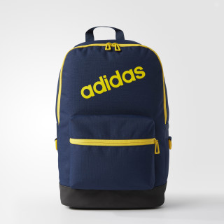 Mochila adidas neo Daily COLLEGIATE NAVY/EQT YELLOW S16 CD9921