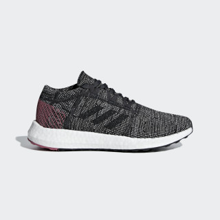 Tenis Pureboost Go CARBON/CARBON/TRACE MAROON B75667