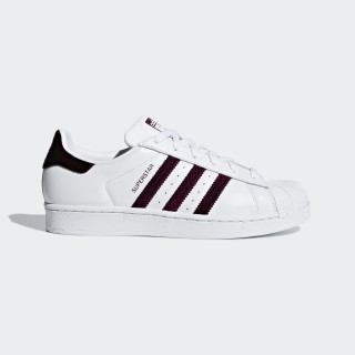 Superstar Shoes Cloud White / Red Night / Cloud White G26000