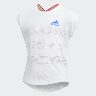 Camiseta Summerset WHITE/HI-RES BLUE S18 CF6633