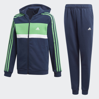 Track Suit Collegiate Navy / Energy Green / White DN8422
