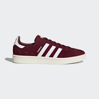 Sapatos Campus Collegiate Burgundy/Footwear White/Chalk White BZ0087