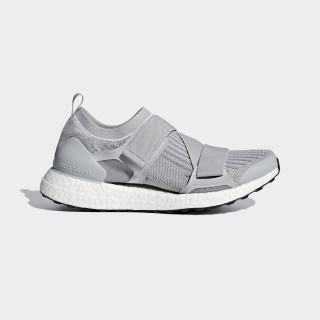 Zapatilla Ultraboost X Stone / Mid Grey / Core Black AC7551