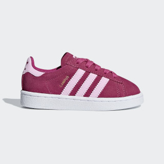 Campus Shoes Real Magenta / Clear Pink / Clear Pink B41962