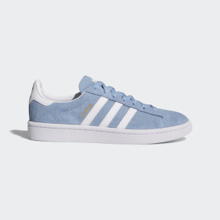 Chaussure Campus Ash Blue / Cloud White / Cloud White DB1349