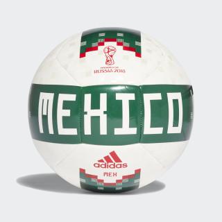 Mexico Ball White / Collegiate Green / Red CF2319
