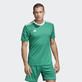 Camiseta Squadra 17 Bold Green/White BJ9179