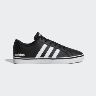 VS Pace Shoes Casual Black/Footwear White/Scarlet B74494