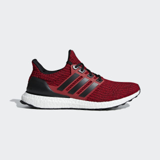 Ultraboost Shoes Power Red / Core Black / Cloud White EE3703