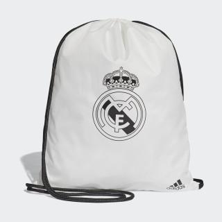 Bolso Deportivo Real Madrid CORE WHITE/BLACK CY5608