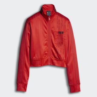 Jaqueta Aw Crop Tt CORE RED/BLACK DM9684