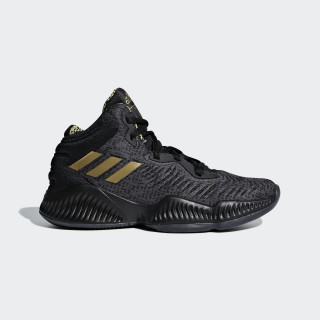 Mad Bounce 2018 Shoes Core Black / Gold Met. / Carbon BB7545