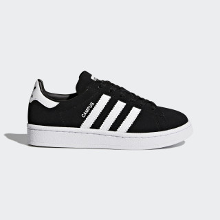 Campus sko Core Black/Footwear White BY9594