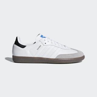 Samba OG Shoes Cloud White / Core Black / Clear Granite B42067