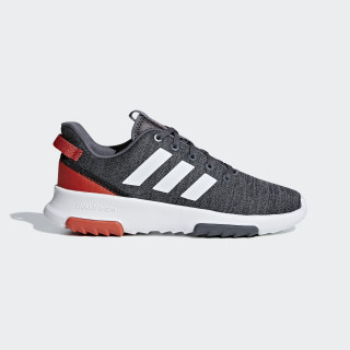 Cloudfoam Racer TR Shoes Core Black / Cloud White / Raw Amber B75663