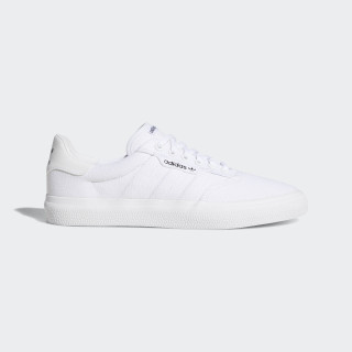 3MC Vulc Shoes Ftwr White / Ftwr White / Gold Met. B22705