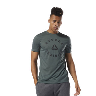 T-shirt GS Training Speedwick Chalk Green DH3737