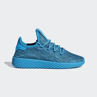 Pharrell Williams Tennis Hu Shoes Bold Aqua / Bold Aqua / Chalk White B41933
