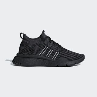 EQT Support ADV Mid Shoes Core Black / Carbon / Solar Yellow B41919