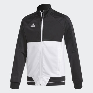 Tiro 17 Training Jacket Black/White BQ2611