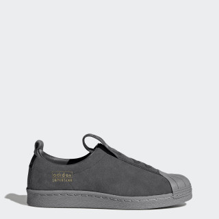 Tenis Superstar BW Slip-On GREY FIVE F17/GREY FIVE F17/GREY THREE F17 CG3695