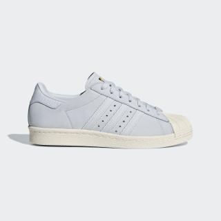 Superstar 80s Shoes Aero Blue / Aero Blue / Off White B41520