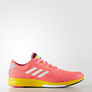 Tenis Yvori Runner FLASH RED S15/EQT YELLOW S16/GREY TWO F17 S82146