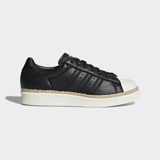 Tenis Superstar 80s New Bold CORE BLACK/CORE BLACK/OFF WHITE CQ2365