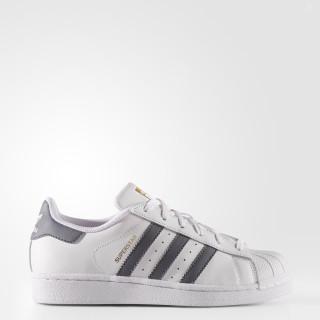 Superstar Shoes Cloud White / Onix / Gold Metallic S81016