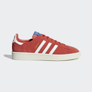 Buty Campus Trace Scarlet / Cloud White / Cream White B37935