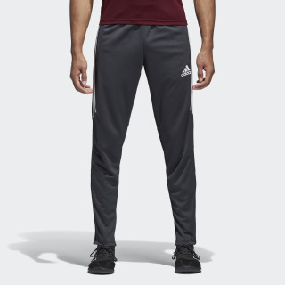Tiro17 Training Pants Dark Grey/White BS3678