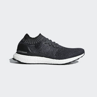 Ultraboost Uncaged Skor Carbon/Core Black/Grey Four DB1133