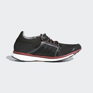 Adizero Adios Shoes Core Black / Granite / Noble Maroon AC8517
