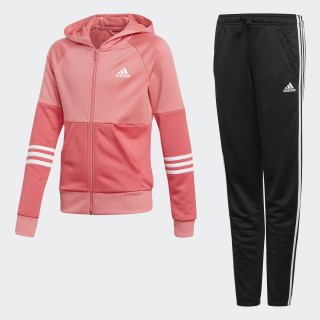 Conjunto deportivo Hoodie CHALK PINK S18/REAL PINK S18/WHITE BLACK/WHITE CF7309