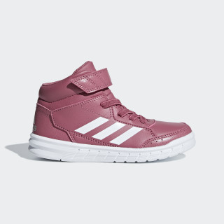 AltaSport Mid Shoes Trace Maroon / Ftwr White / Ash Silver AQ0185