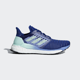Zapatillas SolarBoost MYSTERY INK F17/CLEAR MINT/REAL LILAC BB6602