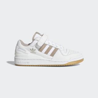 Forum Low Shoes Ftwr White / Vapour Grey / Gum 3 B22500