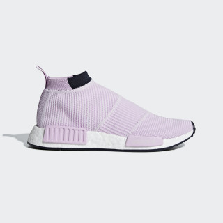 NMD_CS1 Primeknit Shoes Clear Lilac / Clear Lilac / Legend Ink B37658